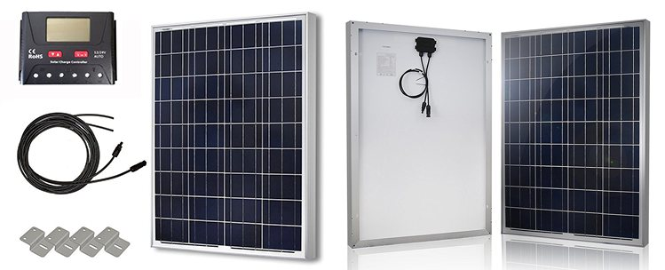 hqst-100-watt-12-volt-polycrystalline-solar-panel-kit