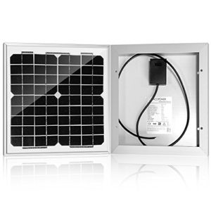 ACOPOWER-10-watt-10W-Monocrystalline-Photovoltaic-Pv-Solar-Panel-Module-for-12v-Battery-Charging-0