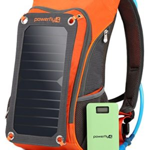 2017-model-Powerfly-Solar-Powered-Backpack-with-10000mAh-Power-Bank-7W-Solar-Panel-2L-Hydration-Pack-Camping-Hiking-Portable-Travel-Sun-Charger-Kit-for-Smart-Cell-Phones-Tablet-Camera-0