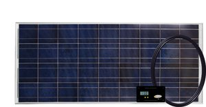 Carmanah GPRV-125 Go Power! 125 Watt Solar Charging Kit