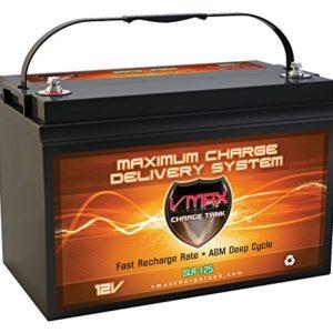 Vmaxtanks-SLR125-AGM-12V-125ah-Battery-for-Solar-Wind-Power-Emergency-Backup-Generator-PV-panel-or-Charger-AGM-12V-VMAX-Battery-12-Volt-125Ah-Group-31-AGM-Solar-Battery-0