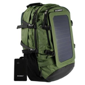 Solar Backpack Phone Tablet Light Charger