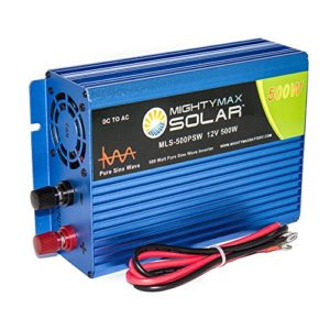 12V-500-watt-pure-sine-wave-inverter-for-solar-application-Mighty-Max-Battery-brand-product-0