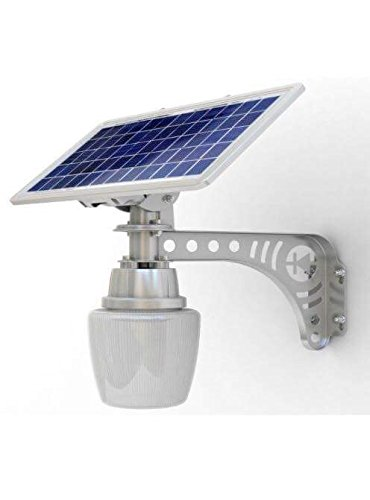 2 Pack Unique Real Solar Panel Patio Safety And Security