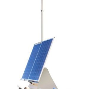 600-Watt-Solar-Power-Generator-with-Light-Tower-Mast-0