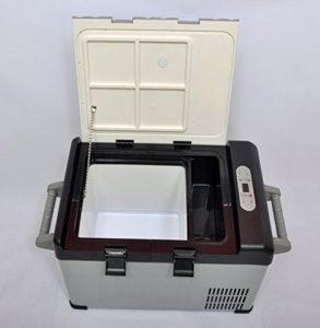 Gowe 12v 24v Dc Compressor Walk In Solar Freezer Mini
