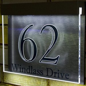 LED-Light-Acrylic-Designer-House-Number-Plaque-0