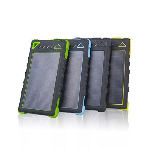 Powerlocus Universal External Battery Pack Solar Power