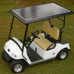 Solar Panels for Golf Cart