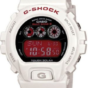 Casio-G-Shock-Atomic-Solar-White-Resin-Digital-Mens-Watch-GW6900F-7-Watch-0