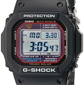 G-Shock-GWM5610-1-Mens-Solar-Black-Resin-Sport-Watch-0