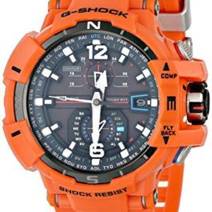 G-Shock-Unisex-Atomic-Solar-GWA1100-Orange-Watch-0