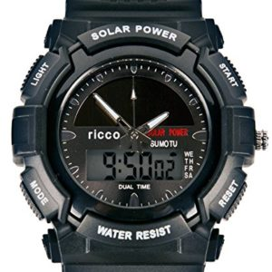 Mens-Solar-Sport-Watch-LED-Quartz-Combo-Shock-and-Water-Resistant-SSW3-by-ricco-power-0
