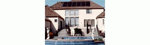 2`x 12` Roof Mountable Solar Pool Heater Panel