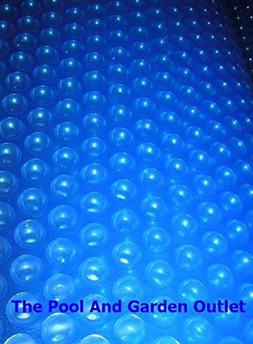 New 8 X 8 SPA HOT TUB SOLAR THERMAL BUBBLE BLANKET COVER 8×8