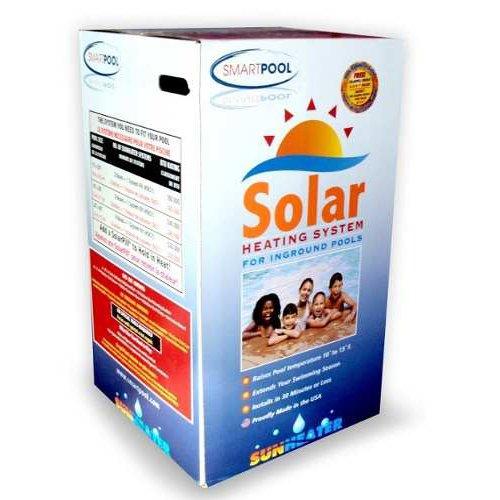 Smartpool S601P SunHeater Solar Heating System For In Ground Pool