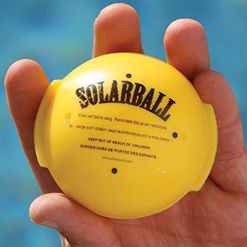 Solar Ball 4 Pack
