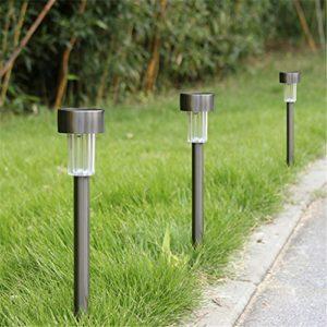 Winchance-Stainless-Steel-Outdoor-Solar-LED-Stake-Lights-Waterproof-Path-Garden-Landscape-Driveway-Lawn-Garden-Lights-0