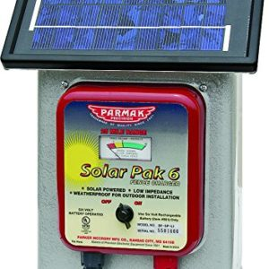 Parmak-Precision-DF-SP-LI-6-Volt-Solar-Pak-Fencer-0