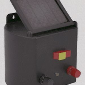 Solar-Powered-Electric-5-Mile-Horse-Fence-Charger-New-0