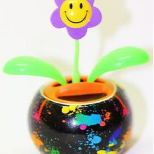 Groovers-Color-Splashed-Solar-Dancing-Flower-with-Adhesive-Base-0