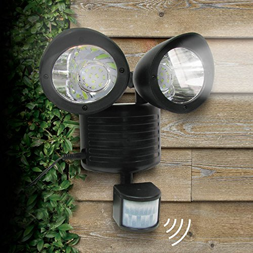 Imountek Led Outdoor Security Floodlight With Light Sensor