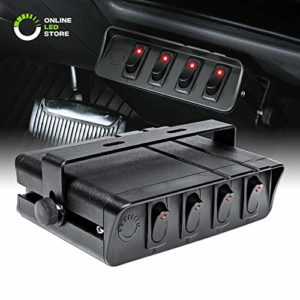 40-Amp-OnOff-Switch-Box-20A-Rocker-Switches-LED-Backlit-12AWG-Input-Wire-12V-SPST-4-Gang-Rocker-Switch-Panel-for-Automotive-0