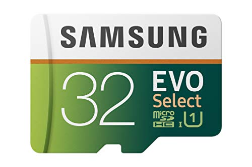 32GB EVO Select Memory Card And Sabrent SuperSpeed 2-Slot USB 3.0 Flash Memory Card Reader