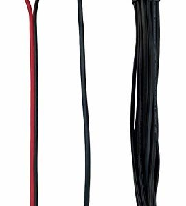 Sunway-Solar-Extension-Cable-Cord-SAE-Connectors-16ft-Quick-Connect-with-Battery-Clamps-For-12V-Trickle-Battery-Charger-And-Maintainer12Volt-Solar-Panel-Battery-Charger-Power-System-0