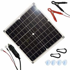 TP-solar-20W-12V-Solar-Panel-Trickle-Charger-Battery-Maintainer-for-Car-Boat-Marine-Golf-Cart-0