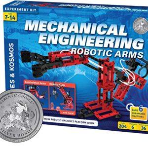Thames-Kosmos-Mechanical-Engineering-Robotic-Arms-0