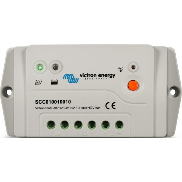 Learn more about how the solar charge controller works