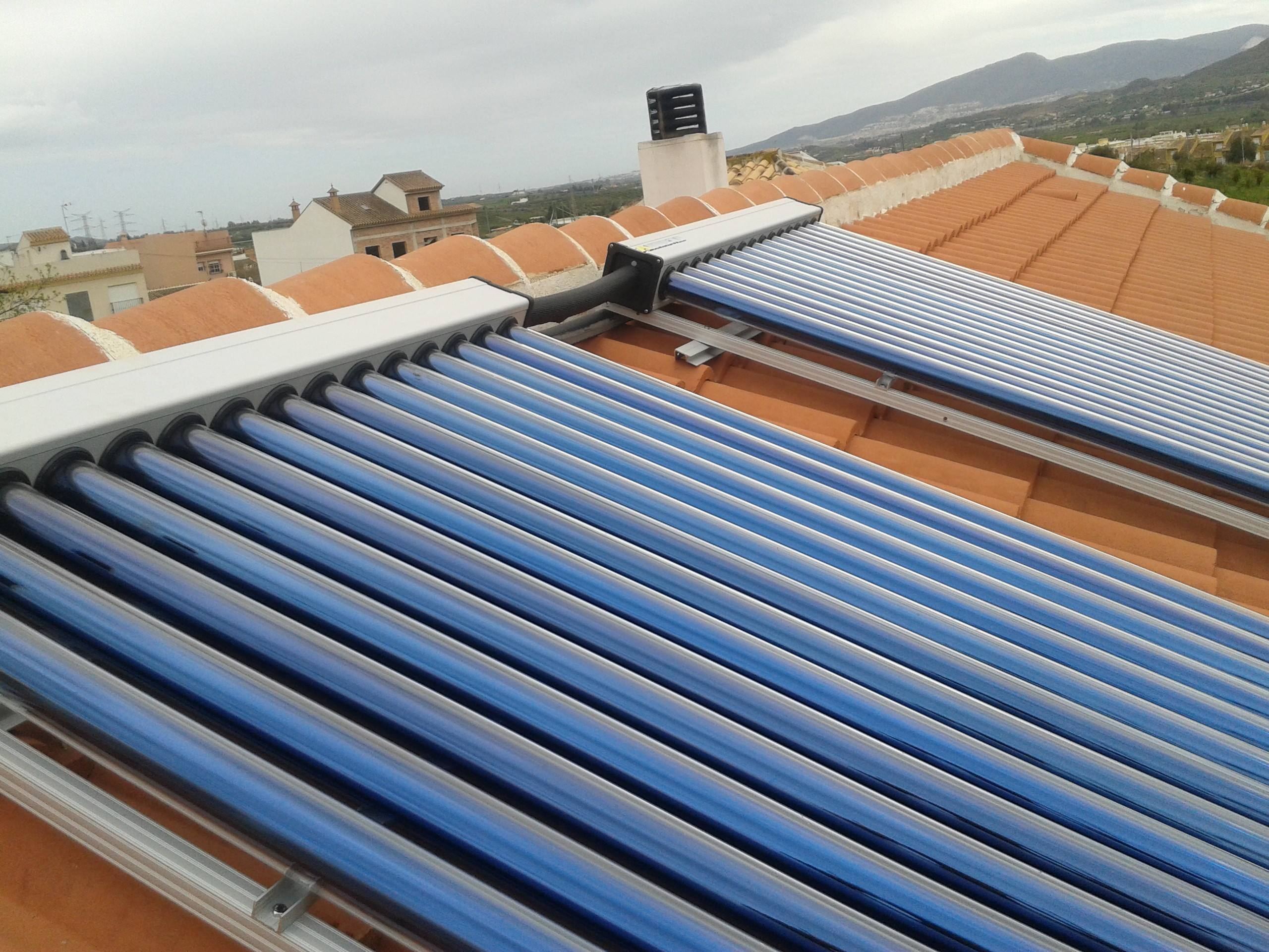 What kind of solar thermal panel can we choose?
